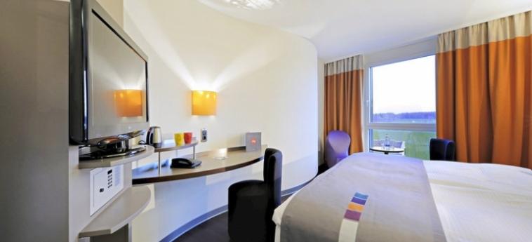 Hotel Park Inn By Radisson Zurich Airport: Camera Matrimoniale/Doppia ZURIGO