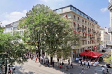 Hotel St. Gotthard: Exterior ZURIGO