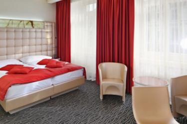 Hotel St. Gotthard: Habitación de lujo ZURIGO