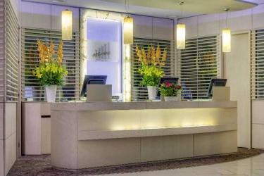 Hotel St. Gotthard: Lobby ZURIGO