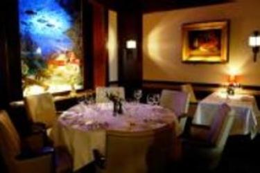 Hotel St. Gotthard: Restaurante ZURIGO