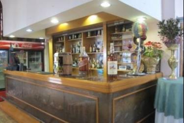 Hotel Flamingo Beach: Bar ZYPERN