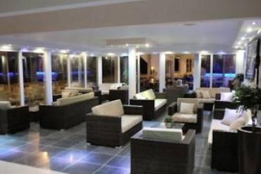 Hotel Flamingo Beach: Hotelhalle ZYPERN