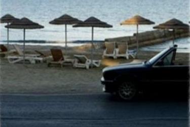 Hotel Flamingo Beach: Strand ZYPERN
