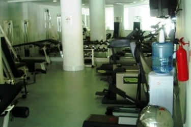 Hotel Grecian Sands: Fitnesscenter ZYPERN