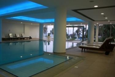 Hotel Grecian Sands: Innenschwimmbad ZYPERN